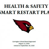Updated Health & Safety Plan
